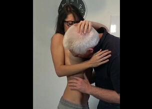 Teen old man sex